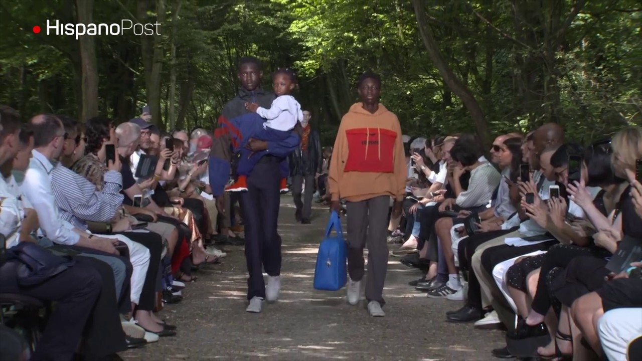Paris un oasis conceptual para la moda masculina