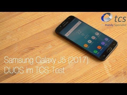Samsung Galaxy J5 (2017) DUOS im TCS-Test