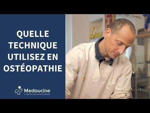 Quelles sont les différentes techniques en ostéopathie ? Par Henri Dispan de Floran