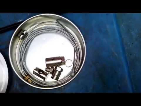 Bowdenzug Reparatur Set [ab: 6,-€] richtig verwenden, statt neu kaufen!!!