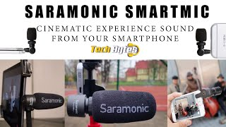 Saramonic SmartMic Microphone for Mobile Devices | TECHBYTES