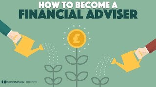 How To Become A Financial Adviser
