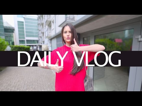 Alexandra Żuraw – daily vlog: przedłużanie włosów