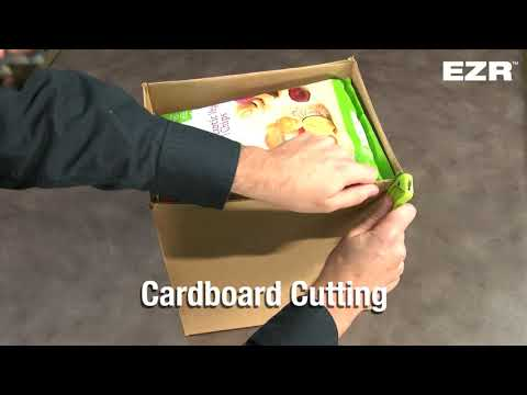 Concealed Safety Cutter - EZR Replaceable Blade