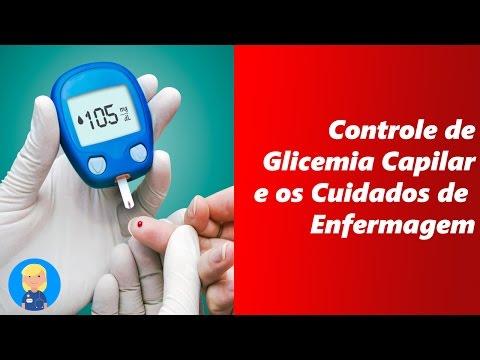 Primeiros socorros para pacientes com diabetes