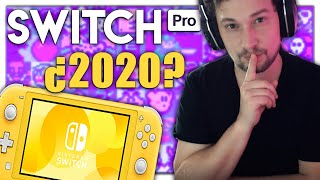 "😶NINTENDO SWITCH PRO/XL Para 2020? ✅Todo Sobre LITE Y La ""Familia Switch"""