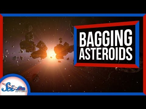NASA Wants to Capture Asteroids…in Bags (And Other New Tech)