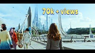 Future City 2050 Tomorrowland
