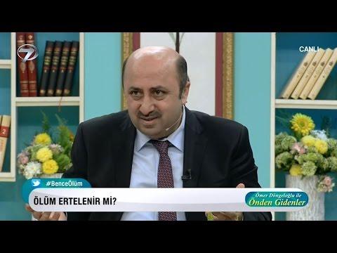 """""""Ölüm Ertelenir mi?"""" - Ömer Döngeloğlu"""