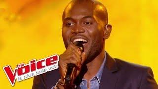 The Voice 2015│Alvy Zamé  - On s'attache (Christophe Maé)│Quart de Finale