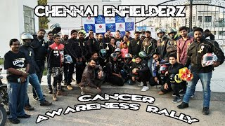 Childhood Cancer Awareness Bike Rally by Chennai EnfielderZ Motorcycle Club