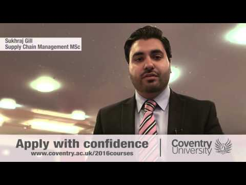 From Classroom to Industry - Postgraduate study at Coventry University