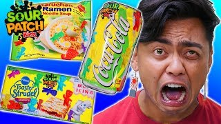 5 Rejected Sour Patch Kids Products..