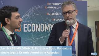 Youtube: Intervista a Massimo Dramis (Studio Dramis Ammirati e Associati) - Forum Economy Roadshow Roma
