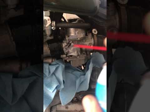 CX500 Carb Cleaning - смотреть онлайн на Hah Life