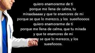 Quiero Enamorarme De Ti   Felipe Pelaez Con Letra