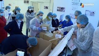 MApN: Dozele de vaccin Moderna au ajuns la Institutul 'Cantacuzino'
