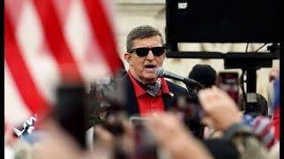 """Gral Flynn: """"Hay una batalla por la esencia misma, por el alma de los Estados Unidos"""""""
