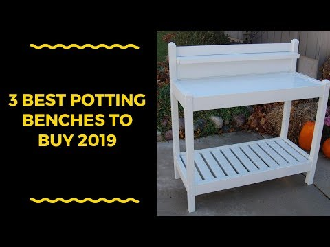 3 Best Potting Benches To Buy 2019 - Potting Benches Reviews