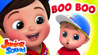 The Boo Boo Song | Best Kids Songs For Children | Nursery Rhymes and Kids Songs