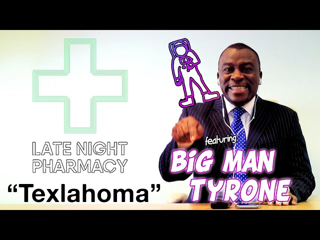 Texlahoma (feat. Big Man Tyrone) - Late Night Pharmacy