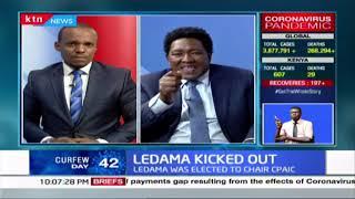 Senator Ledama Ole Kina speaks out on ouster by ODM