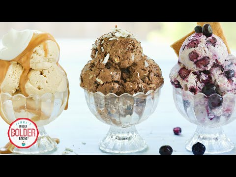 3 Amazing NEW Homemade Gelato Flavors Chosen By YOU!