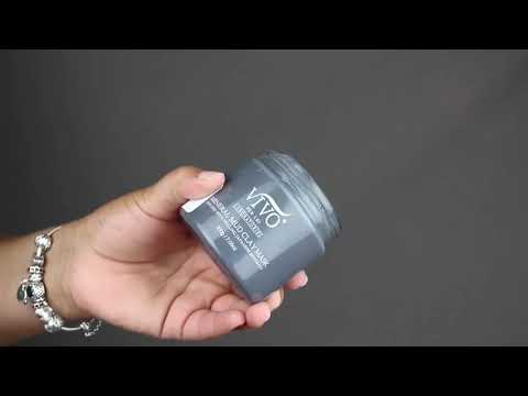 Vivo mineral mud clay mask
