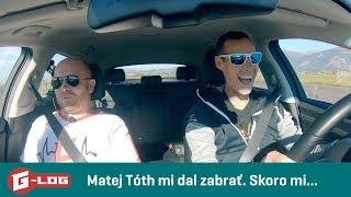 KIA STINGER 2,2 CRDi  vs Matej Tóth vs Rasťo Chvála - GARAZ.TV
