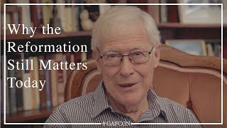 Why the Reformation Still Matters Today – Dr. Peter Jensen, Gafcon