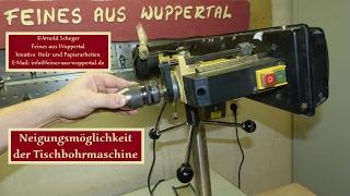 Tischbohrmaschine, Scheppach Radialausleger Bohrmaschine RAB t13