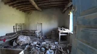 Дагестан, аул-призрак Гамсутль.