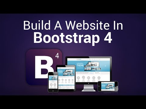 Build A Complete Website Using Bootstrap 4   Eduonix