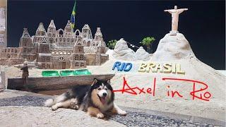 Axel em Copacabana
