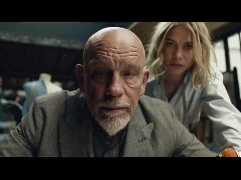 Super Bowl Ad: John Malkovich for Squarespace