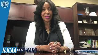NJCAA Forward - Dr. Larissa Littleton-Steib, Delgado