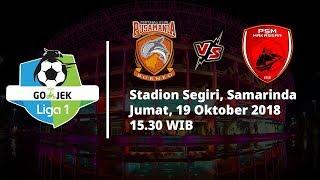 Jadwal Live Streaming Indosiar Pertandingan Liga 1, Borneo FC Vs PSM Makassar Pukul 15.30 WIB
