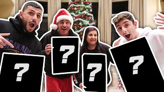 THE BEST FAMILY CHRISTMAS GIFTS OPENING EVER!!