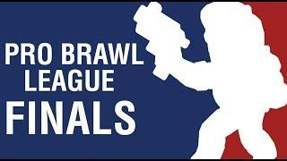 FINALS of Pro Brawl League! $100 Prize! Brawl Stars Tournament