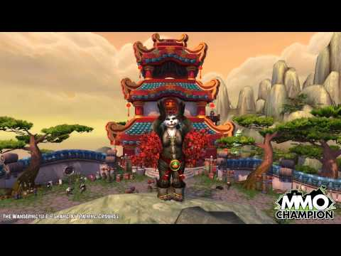 World Of Warcraft's Panda Warriors Now Have The Ability To Get Down