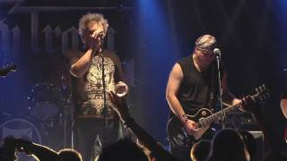 "Tipsy Train & Wojtek Cugowski - ""When a blindman cries"" (Deep Purple) - live 2011"