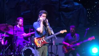 Love Is A Verb- John Mayer Born And Raised World Tour 8/31/13
