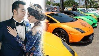 Viral Pernikahan Pengusaha Solo Raih Rekor Muri, Ada 62 Supercar hingga Undang Artis Internasional