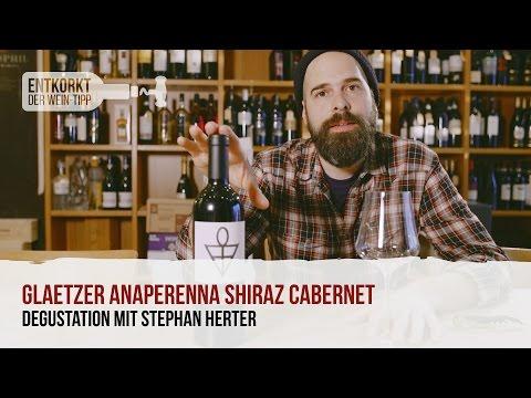 """Glaetzer Anaperenna - Die australische Rotwein-Empfehlung - Weindegustation - """"Entkorkt"""""""