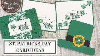 St Patrick's Day Card Ideas