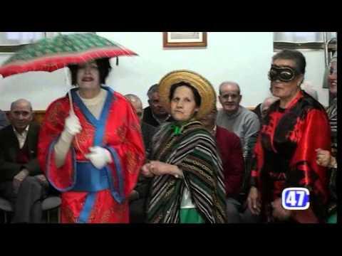 Vídeo del Domingo de Piñata en San Esteban.