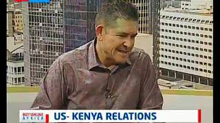 US ambassador Kyle McCarter speaks of Kenya - US tie, say US will help Kenya fight graft cases