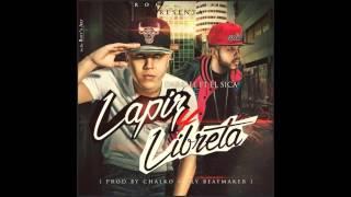 Video Lapiz y Libreta (Audio) de Darkiel feat. Christian Ponce