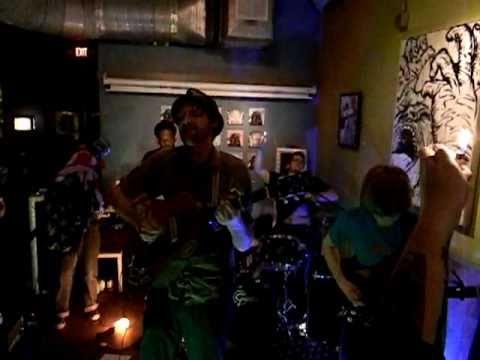 "Friend House - ""Drunk Town""  LIVE at the Green Bean 01/20/11"