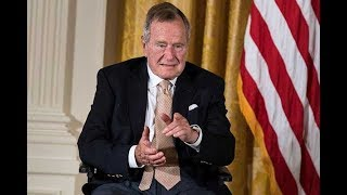 Tributes pour in for George H.W. Bush - VIDEO